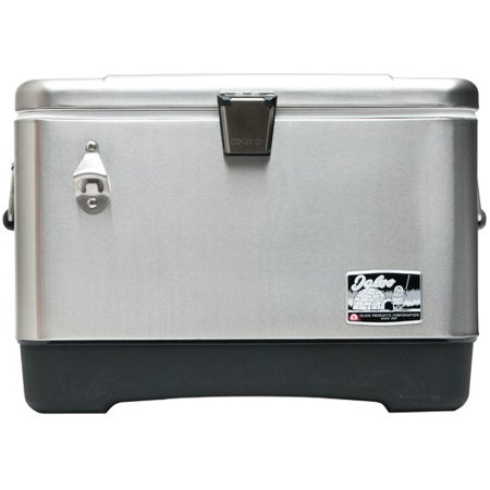Igloo Stainless Steel 54-Qt Cooler