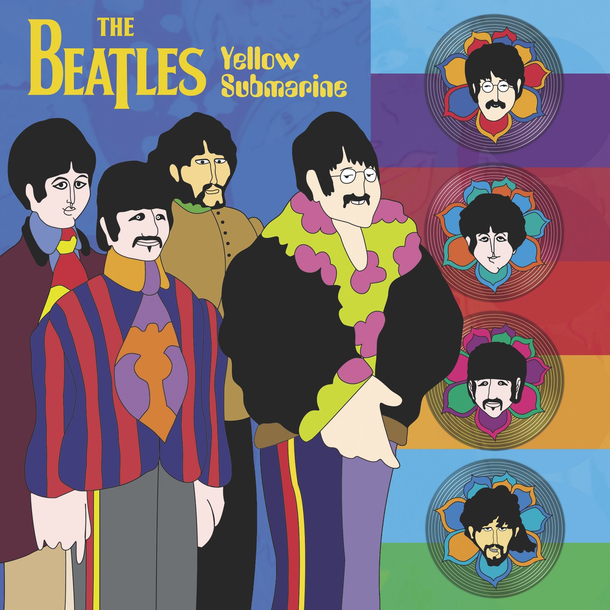 Day Dream The Beatles Yellow Submarine Special Edition Wall Calendar - Wall