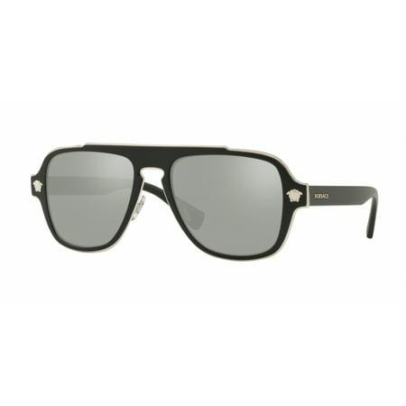 Versace 2199 Medusa Charm Sunglasses 10006G (Charm & Charm Sunglasses)