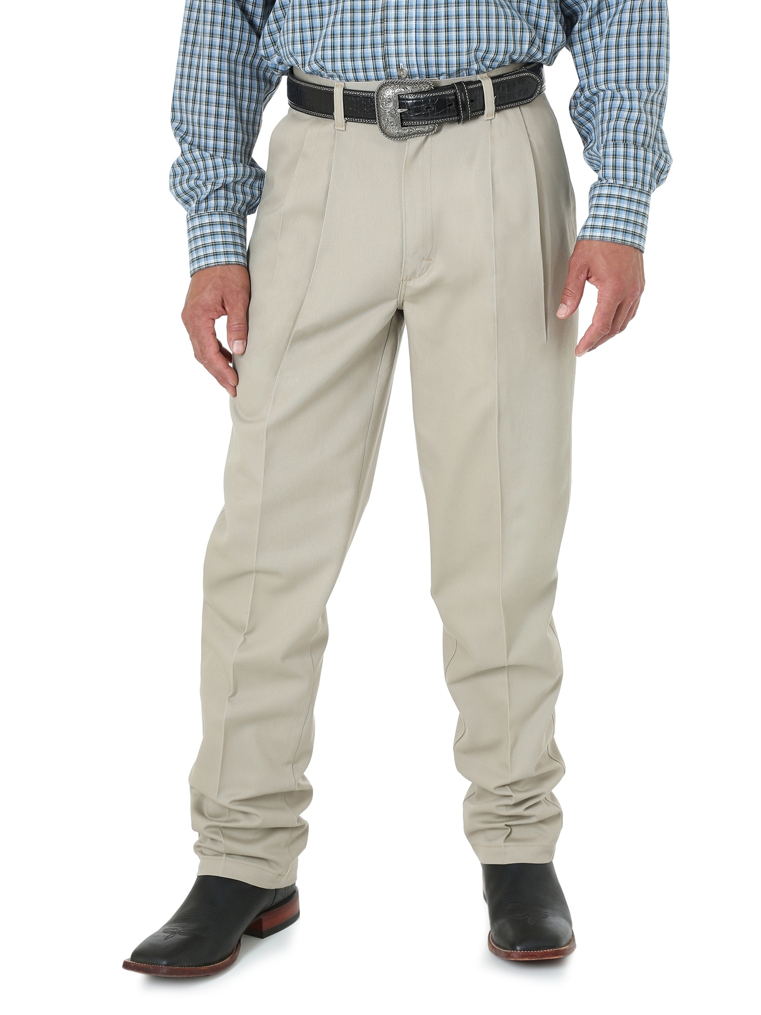 Wrangler Western Riata Pleated Front Casuals