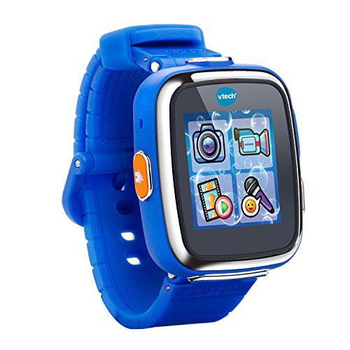 VTech Kidizoom Smartwatch DX, Royal Blue (2nd Generation) by V Tech