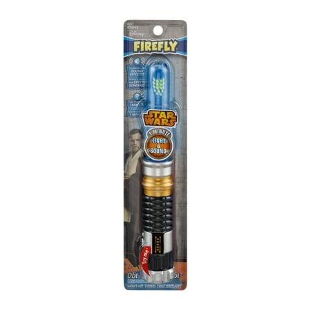 Firefly® Star Wars™ Obi-Wan Kenobi Lightsaber™ Lightup Timer Soft - Fireflies For Sale