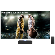 Hisense 120 inch L10 Series 4K Ultra HD Smart Dual Color Laser TV with HDR (120L10E)