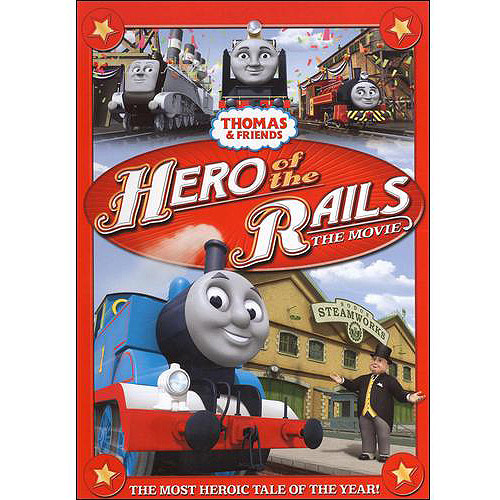 Thomas & Friends: Hero Of The Rails - The Movie (Widescreen)