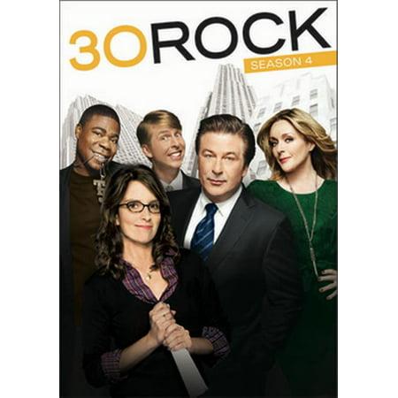 30 Rock: Season 4 (DVD) - Halloween Episodes 30 Rock