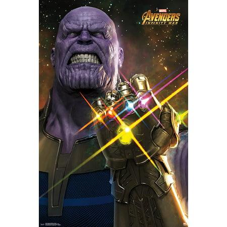 Avengers: Infinity War - Thanos (Avengers Decor)