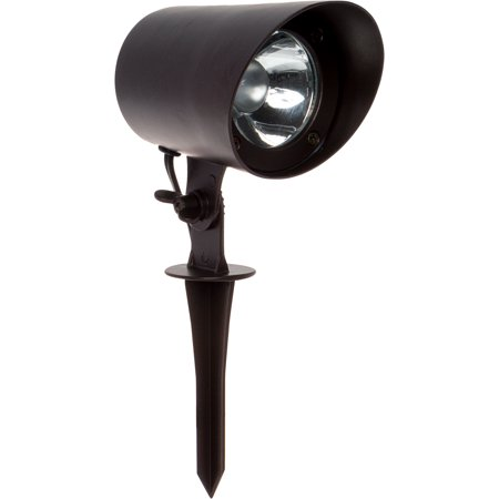 GreenLighting Bronze 100 Lumen Aluminum Low Voltage Outdoor Landscape - Lumens Spotlight