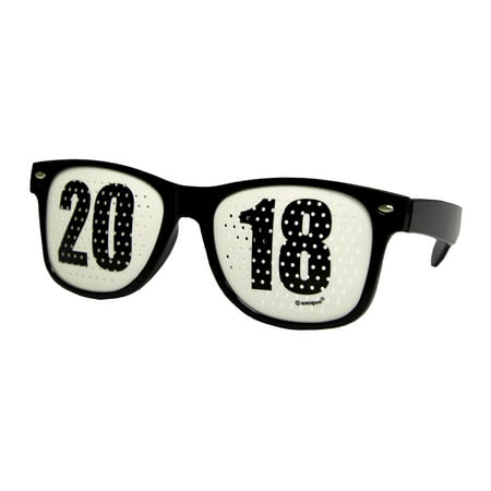 e7fb25e728e2 2018 Pinhole Novelty Glasses Party Favor, 1ct - Walmart.com