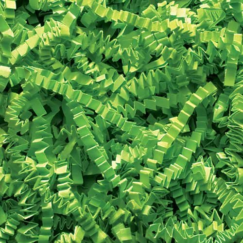 Lime Green 1 Pound Paper Shred
