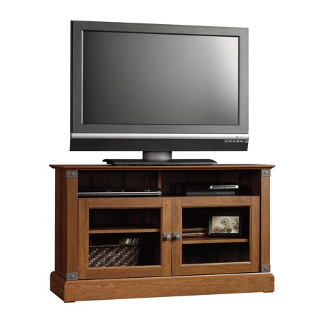Sauder Carson Forge Panel TV Stand for TVs up to 47