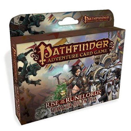 Pathfinder Adventure Card Game: Rise of the Runelords Character Add-On