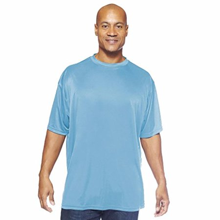 6f57c76f2 Champion - Champion Big and Tall Vapor Crew Shirt, Candid Blue, 2X -  Walmart.com