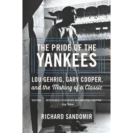 Lou Gehrig Autographed Baseball - The Pride of the Yankees : Lou Gehrig, Gary Cooper, and the Making of a Classic