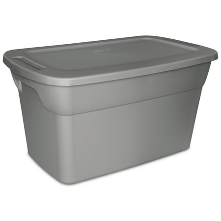 Sterilite, 30 Gallon Tote Box - Plastic Storage Tubs