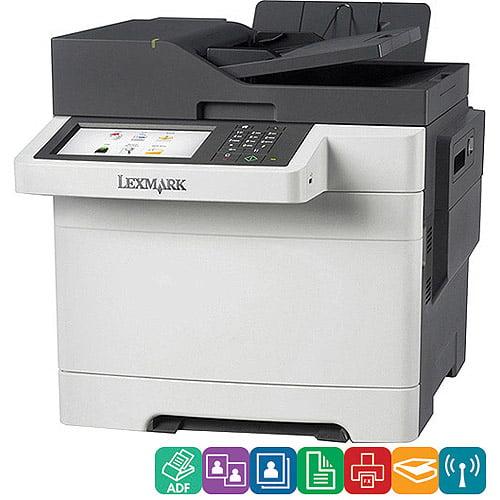 Lexmark CX510DE Color Laser MultiFunction Printer