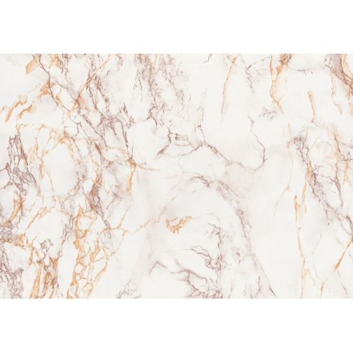 Brewster 346-0120 Brown And Gold Marble Adhesive Film ...