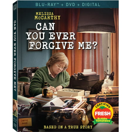 Can You Ever Forgive Me? (Blu-ray + DVD + Digital Copy)