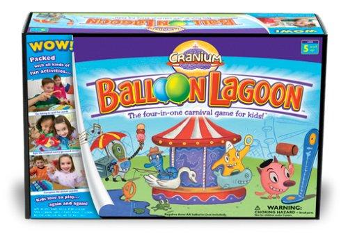 Cranium Balloon Lagoon by