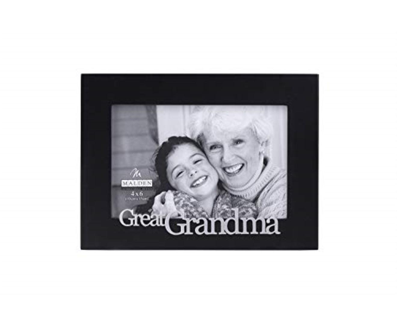 Malden International Designs Great Grandma Expressions Picture Frame ...