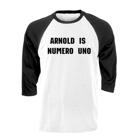 Arnold is Numero Uno (Small) Arnold Is Numero Uno T-shirt