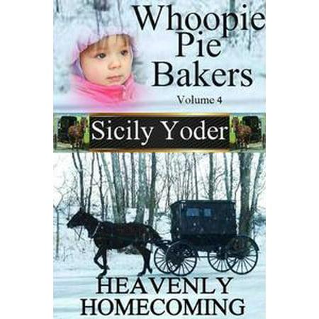Whoopie Pie Bakers: Volume Four: Heavenly Homecoming (Amish Christian Romance) - eBook - Halloween Whoopie Pies