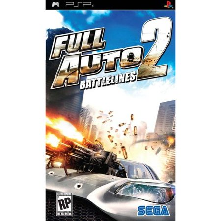Full Auto 2: Battlelines - Sony PSP