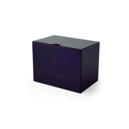 Dragon Shield Gaming Box Night Blue Durable Heavy Duty Hard Plastic Deck Case Protector
