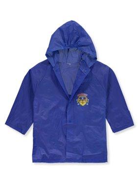 Paw Patrol Team Paw Hooded Rain Jacket