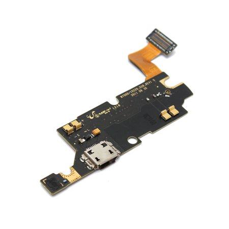 USB Charger Port Dock Flex Cable with Repair Tools for Galaxy Note N7000 i9220 - image 2 of 5