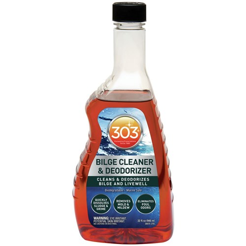 303 Bilge Cleaner and Deodorizer - 32 fl oz Bilge Cleaner and Deodorizer - 32 fl oz