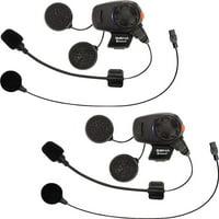 Sena SMH5 Bluetooth Communication System Dual Pack