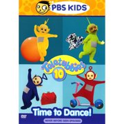 Teletubbies 10 Time to Dance! by