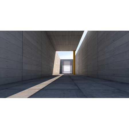 Framed Art For Your Wall Passage Mood Tunnel Architecture Sky Building End 10x13 Frame (Storefront For Art And Architecture Halloween Party)