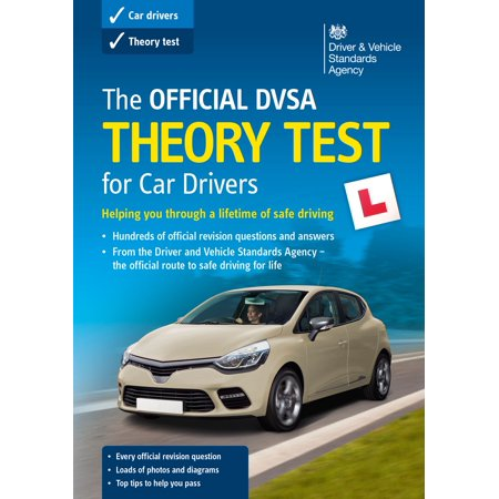 The Official DVSA Theory Test for Car Drivers (18th edition) - eBook