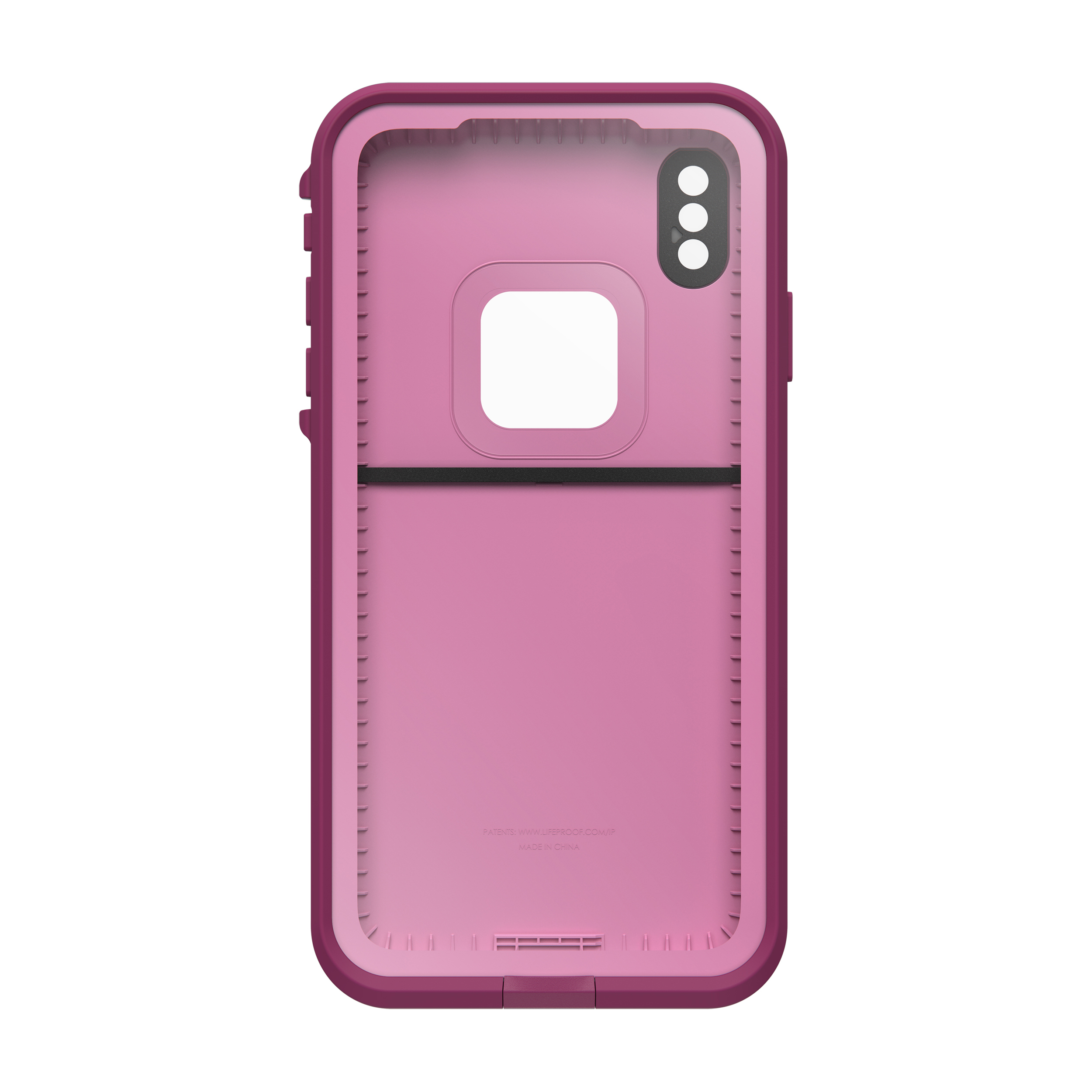 LifeProof Fré Series Case for iPhone Xs Max, Frost Bite - Walmart ...