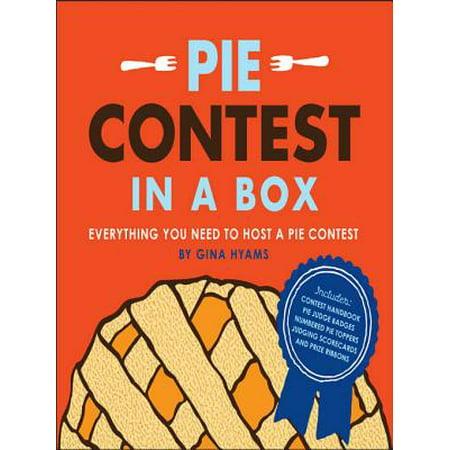 (Pie Contest in a Box - eBook)