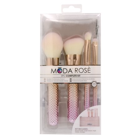 Royal & Langnickel Moda Rose 5pc Complete Kit