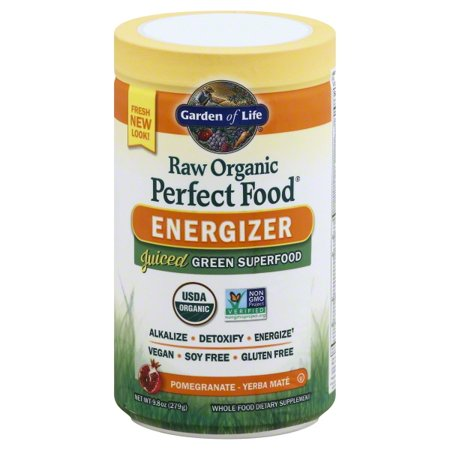Garden of Life Garden of Life Raw Organic Perfect Food Energizer, 9.8 oz