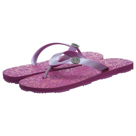 485b648c306 Ugg Impressionist Flare Flipflops Womens Style : 1000593