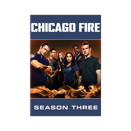 Chicago Fire: Season Three (DVD)