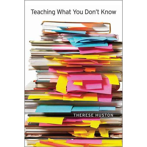 Teaching What You Don't Know