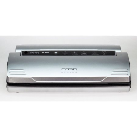 Caso Design VC 300 Food Vacuum Sealer All-in-One System with Food Management