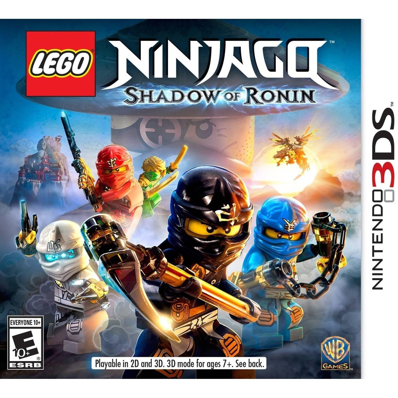 Lego Ninjago Shadow Ronin - Pre-Owned (Nintendo 3DS)