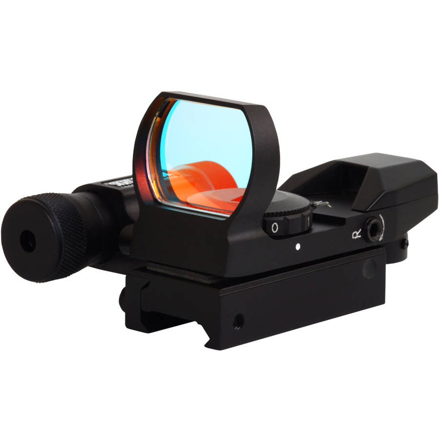 Sightmark Laser Dual Shot Red Dot Sight, Dove Tail Mount