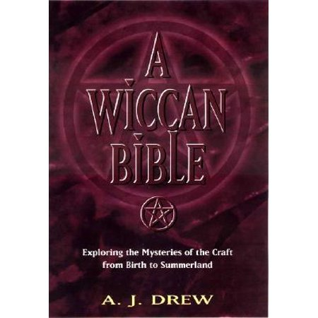 A Wiccan Bible (Paperback) - Bible Craft