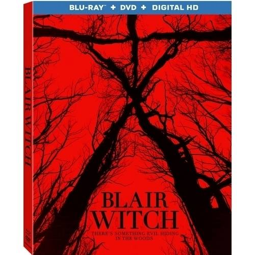 Blair Witch (Blu-ray + DVD + Digital HD) (Widescreen)