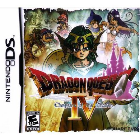 Dragon Quest IV: Chapters of the Chosen - Nintendo