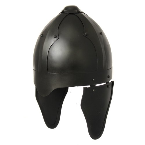EC World Imports Antique Replica Medieval Skull Cap Infantry Steel Armor Helmet by ecWorld Enterprises