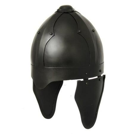 - EC World Imports Antique Replica Medieval Skull Cap Infantry Steel Armor Helmet