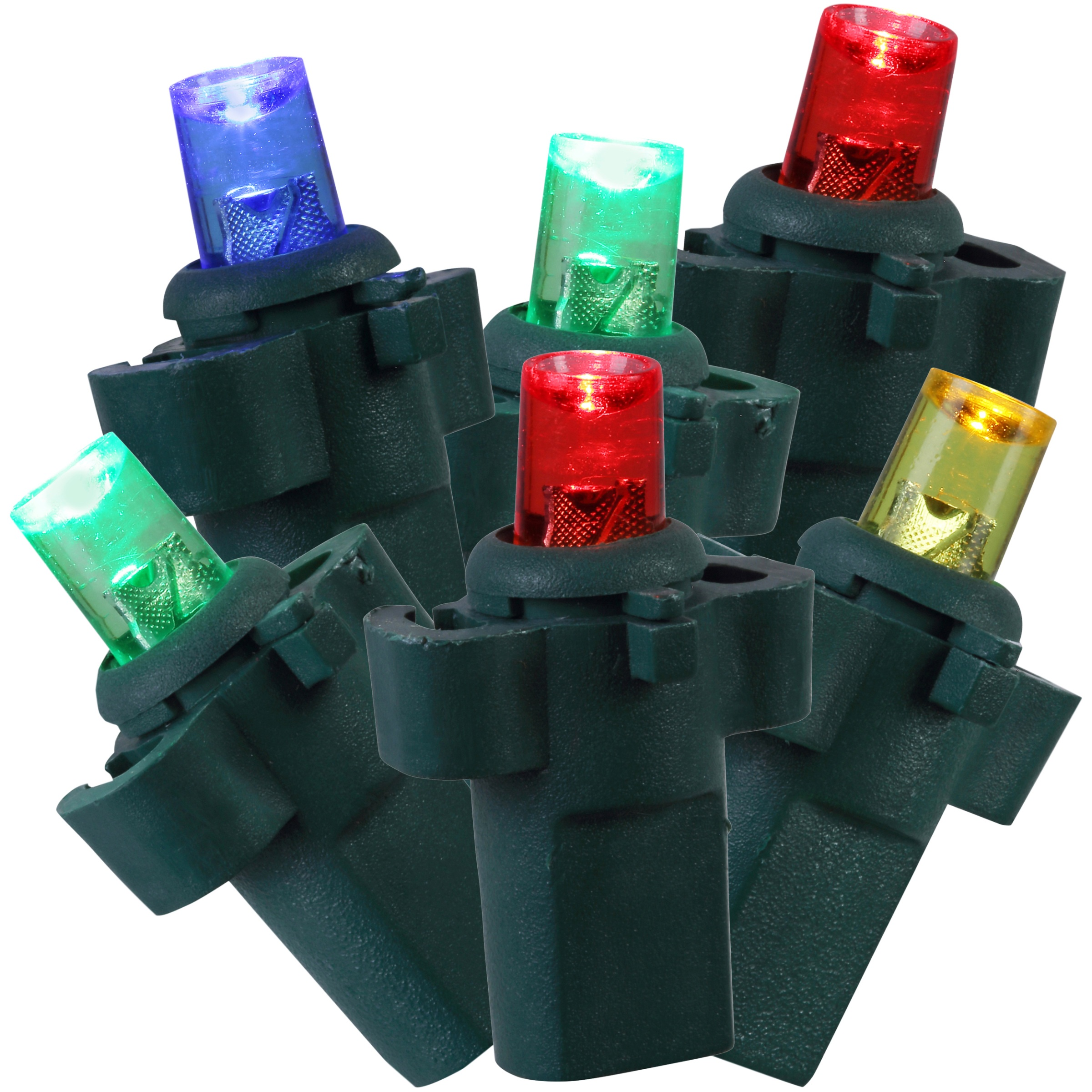 Holiday Time 150 LED Net Lights Multicolor, Indoor or Outdoor Use